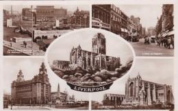 LIVERPOOL MULTI VIEW - Liverpool