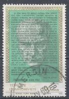 Turkey 1968. Scott #1788 (U) Atatürk And His Speech To Youth * - 1921-... République