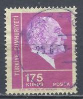 Turkey 1973. Scott #1929 (U) Kemal Atatürk, Statesman * - 1921-... République