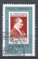 Turkey 1981. Scott #2195a (U) Stamps On Stamps, Balkanfila VIII Stamp Exhibition, Ankara * - 1921-... République