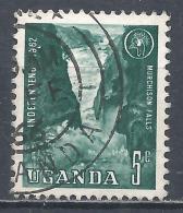 Uganda 1962. Scott #83 (U) Murchison Falls * - Ouganda (1962-...)
