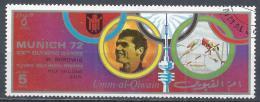 Umm Al Qiwain 1972. #C (U) Pole Vaulting Gold Medal Winner, W. Nordwig * - Ete 1972: Munich