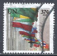 United Nations 2003. Scott #856 (U) Flags * - New-York - Siège De L'ONU