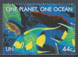 United Nations 2010. Scott #1005o (MNH) Fish, Lobster * - Neufs