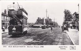 OLD BEXLEY HEATH. MARKET PLACE 1908. REPRINT - England
