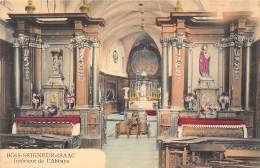 BOIS-SEIGNEUR-ISAAC - Intérieur De L'Abbaye - Eigenbrakel