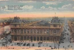 BRUXELLES - Gare Du Nord - Schienenverkehr - Bahnhöfe