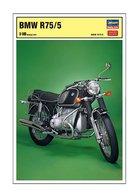 BMW R75/5 ( 1/10 Hasegawa ) - Motorcycles