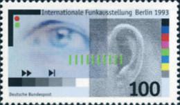 Ref. 150380 * NEW *  - GERMAN FEDERAL REPUBLIC . 1993. RADIO INTERNATIONAL EXHIBITION IN BERLIN. SALON INTERNACIONAL DE  - [7] Federal Republic