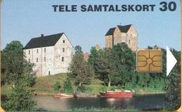 Aland - AX-ALP-0018, The Kastelholm Castle, 7.000ex, 3/98, Mint - Aland
