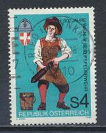 °°° AUSTRIA 1986 - Y&T N°1689 °°° - 1945-.... 2a Repubblica