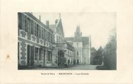 """CPA FRANCE 33 """"Arcachon, Cour D'entrée, école Saint Elme"""" - Arcachon"""