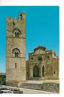 ITALIE ERICE La CATTEDRALE / CPM Voyagée 1986 / Bon Etat Avec Voiture Au Premier Plan - Trapani