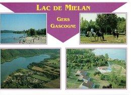 Lac De Mielan Camping 1995 CPM Ou CPSM - Francia