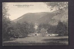 CPA 26 - MONTBRUN-LES-BAINS - Etablissement Des Bains - TB PLAN Thermalisme - Santé - Autres Communes