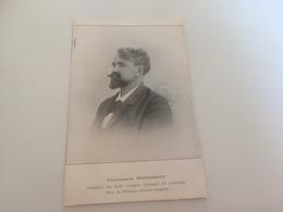 AX-2400 - PROFESSEUR MONPROFIT - Président De XIXe Congrés Francais De Chirurgie - Professions