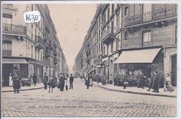 PARIS V- RUE BERTHOLET- VUE PRISE DE LA RUE CLAUDE BERNARD- ELD 929 - Arrondissement: 05