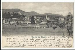 Saluto Da STABIO - 1905 - TI Tessin
