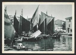 GRADO Barche Nel Porto (Werk) Italie - Gorizia