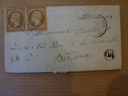 OR D'Aurui SUR LAC § RARE - Postmark Collection (Covers)