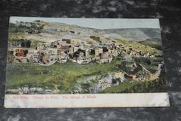 2593   Dorf Siloa - Village De Siloë - The Village Of Siloah - Palestine