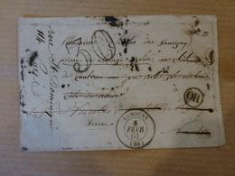 LSC Rare A Voir!! Verso!! - 1849-1876: Période Classique