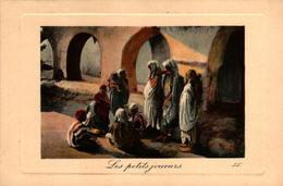 Algérie - Les Petits Joueurs - Scènes & Types
