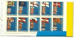 1992 - Lega Lombarda - Bandiere ND, - Vari