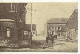 08 - VRIZY / CARTE POSTALE ALLEMANDE - France