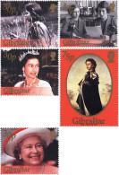 Ref. 84400 * NEW *  - GIBRALTAR . 2002. 50th ANNIVERSARY OF ELIZABETH II'S ACCESSION. 50 ANIVERSARIO DEL ACCESO AL TRONO - Gibraltar