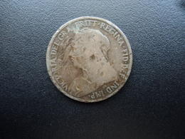 ROYAUME UNI : 1/2 PENNY  1896   KM 789    TB / B+ - 1816-1901 : Frappes XIX° S.