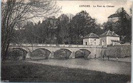 52 - CONDES --  Le Pont Du Château - Francia