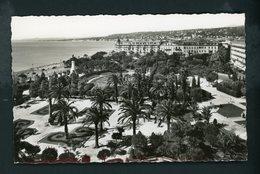 CPSM:  06 - NICE - LE THEATRE DE VERDURE - LES JARDINS ALBERT Ier - Parcs Et Jardins