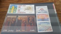 LOT 404339 TIMBRE DE MONACO NEUF** LUXE FACIALE 8,5 EUROS - Monaco