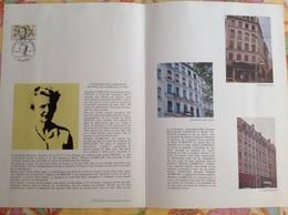 Lyon Berthy Albrecht Resistance - Documents Of Postal Services