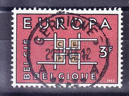 BELGIQUE COB 1260 OBL CENTRALE GERPINNES. (7B412) - Belgium