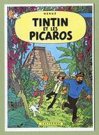 "HERGE  :  "" TINTIN ET LES PICAROS ""  Edition ARNO 1981 - Bandes Dessinées"