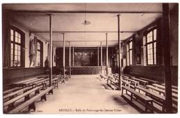1919 - Reuilly ( 36 ) - Salle Du Patronage Des Jeunes Filles - E.Welbel à Paris - - Francia