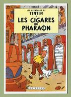 "HERGE  :  "" LES CIGARES DU PHARAON ""  Edition ARNO 1981 - Bandes Dessinées"
