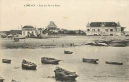 LOMENER - Vue Du Petit Port - France