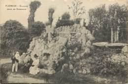 PLOEMEUR - Calvaire Brisé De KERDUELIC - France
