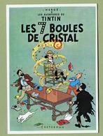 """HERGE  :  """" LES 7 BOULES DE CRISTAL """"  Edition ARNO 1981 - Comics"""