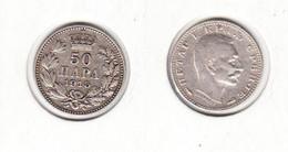 Serbie 50 Para 1915  Serbia - Serbia