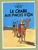 "HERGE  :  "" LE CRABE AUX PINCES D'OR ""  Edition ARNO 1981 - Comics"