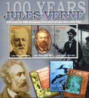 Ref. 184628 * NEW *  - GRENADA . 2005. JULES VERNE. JULES VERNE - Grenade (1974-...)