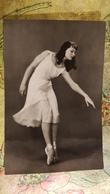LENINGRAD SYMPHONY (ballet) By Shostakovitch 1967  Postcard - Danse
