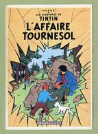 """HERGE  :  """" L'AFFAIRE TOURNESOL """"  Edition ARNO 1981 - Bandes Dessinées"""