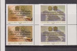 VATICANO - Concordato 2005 Emissione Congiunta Italia Joint Issue - Emissioni Congiunte