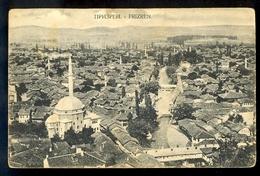 Prizren - Image Of Mosque (dzamija) / Postcard Circulated, 2 Scans - Kosovo