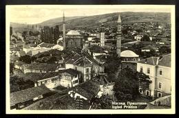 Izgled Pristine - Image Of Mosque (dzamija) / Postcard Circulated, 2 Scans - Kosovo